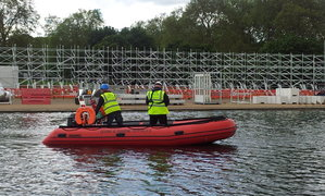 safety boat hire services London